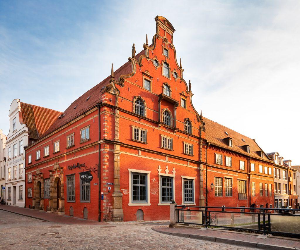 Stadtgeschichtliches Museum Schabbell, Außenaufnahme 1, 300dpi © TZ Wismar, Christoph Meyer