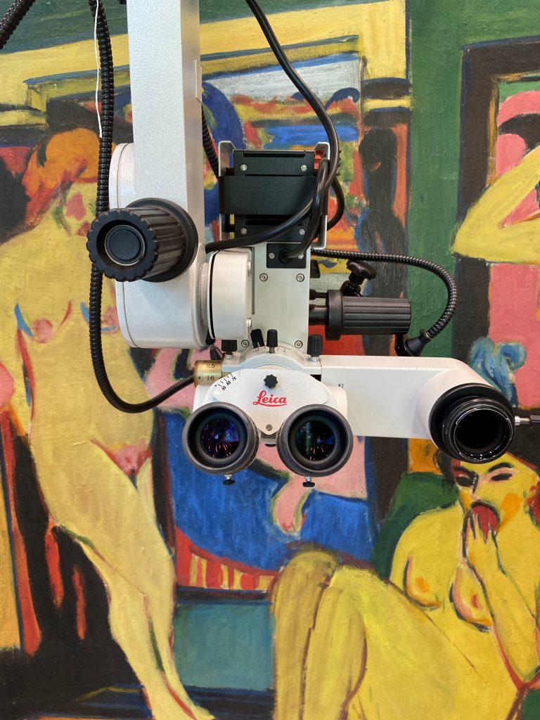 Kirchner_Mikroskop